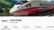 Neu: Der ProVI YouTube-Kanal