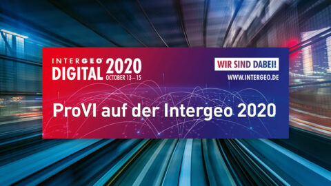 ProVI goes IntergeoDigital 2020